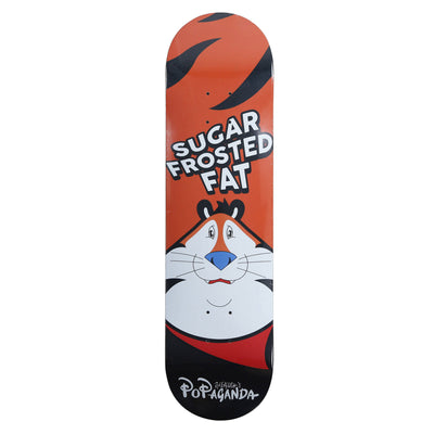 Sugar Frosted Fat Skate Deck