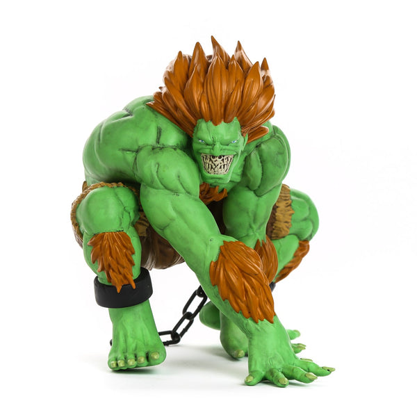 "Street Fighter x Ron English Blanka 9"" Vinyl Figure"
