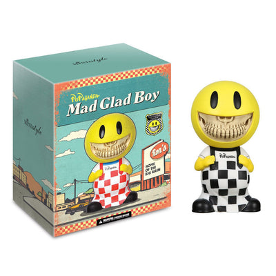 Mad Glad Boy Vinyl Figure