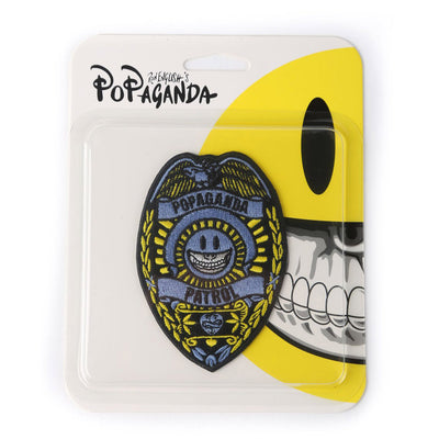 PoPaganda Patrol Patch (Blue)