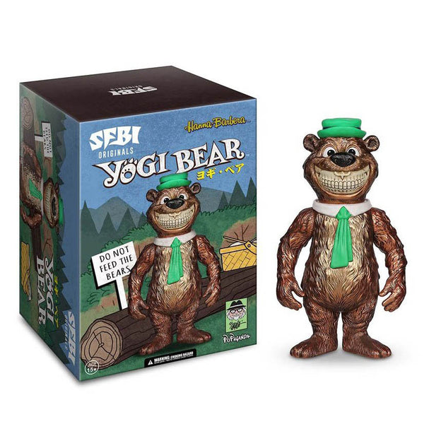 The Yogi Bear x Hanna-Barbera Yogi Bear GRIN 8""