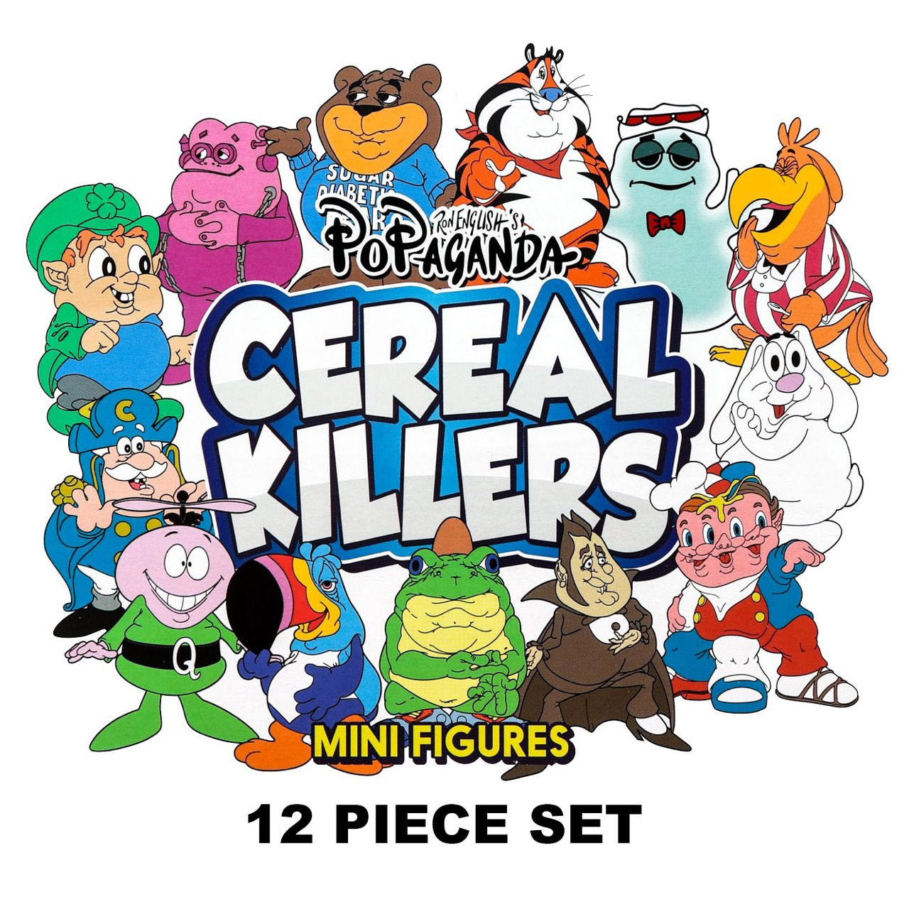 CEREALKILLERS12PIECEMINIFIGURESSET