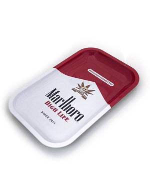 Tin Metal Tray - Marlboro High Life