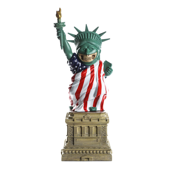 "Liberty Grin 22"" Statue - Pride of USA"