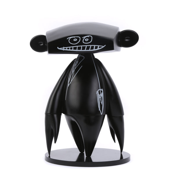 "Johnny by Futura 10"" Figure (Black)"