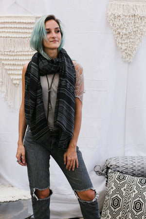 ARM TATTOO MODAL SCARF