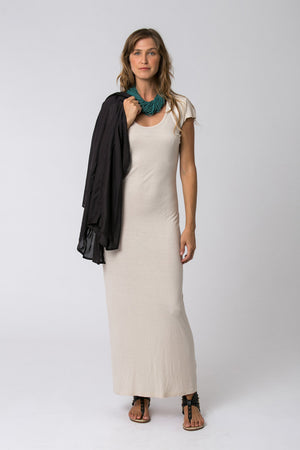 ODA SUMMER DRESS CREAM