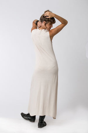 DREAM MAXI DRESS CREAM