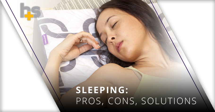 Sleeping: Pros, Cons, Solutions