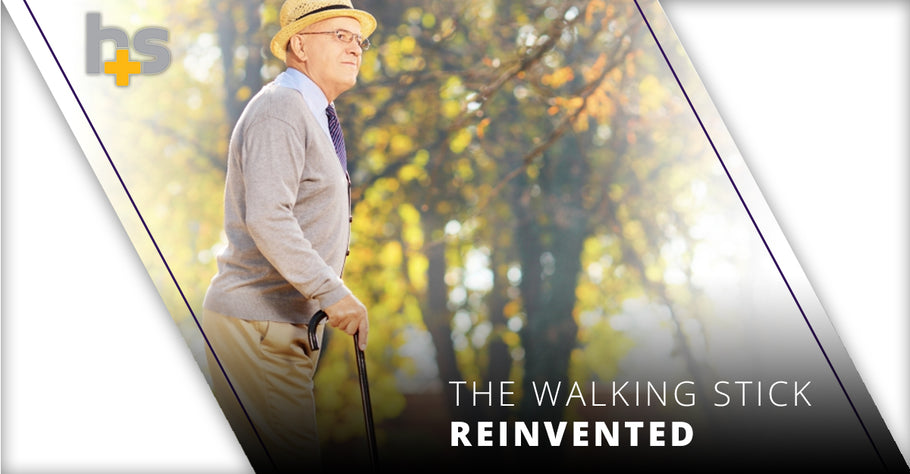 The Walking Stick, Reinvented