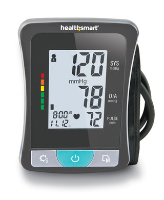 HealthSmart Select Arm Digital Blood Pressure Monitor