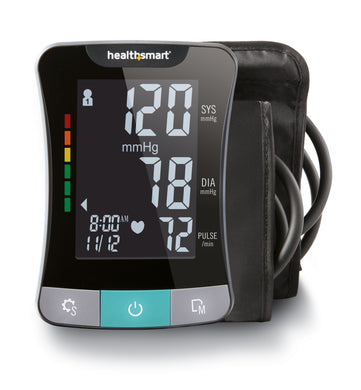 HealthSmart Premium Arm Digital Blood Pressure Monitor
