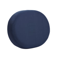 Duro-Med 18-inch Molded Foam Ring Donut Seat Cushion Pillow, Navy