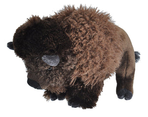 "Wild Republic 12"" plush Bison"