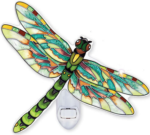 Eastern Pondhawk Night Light