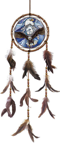 You Can Catch the Wind Sun catcher/Dream catcher