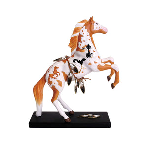 Trail of Painted Ponies - Spirit Horse Figurine