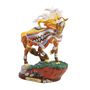 Trail of Painted Ponies - Canyon Beauty figurine