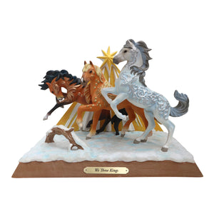 We three kings by Trail of Painted Ponies
