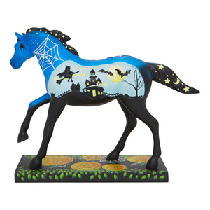"Trail of Painted Ponies ""Graveyard Gallop"" Figurine"