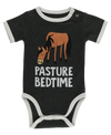 Pasture Bedtime Infant Creeper - Boys