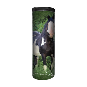 Stallion Circus Barista Travel Mug