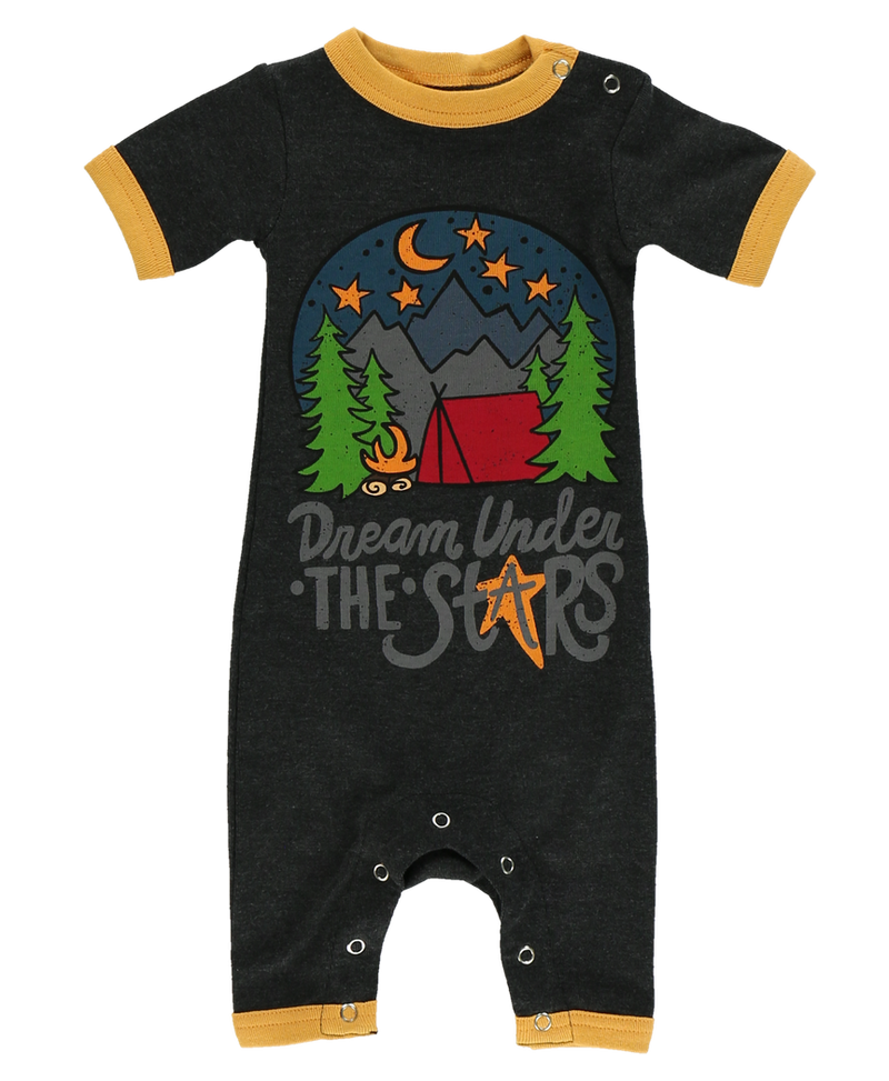 Dream Under the Stars Infant Romper
