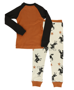 YeeHaw | Kid PJ Set