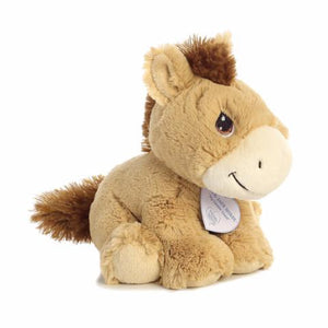 Precious Moments Apple Jack plush Horse