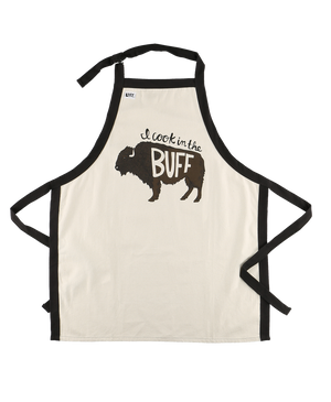 Cook in the Buff BBQ Apron