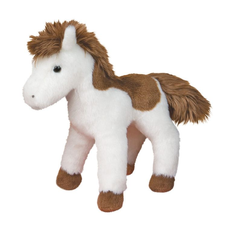 Arrowhead the Plush Indian Paint Horse