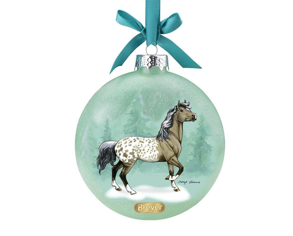 ARTIST SIGNATURE ORNAMENT | APPALOOSAS