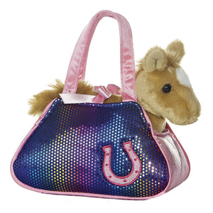 Fancy Pals - Betsey Bling Pet Carrier 7in