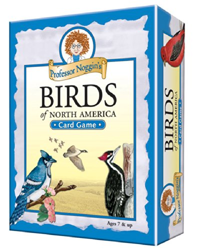 Professor Noggins Birds of North America