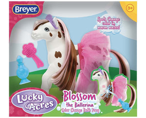 Blossom the Ballerina - Color Change Horse