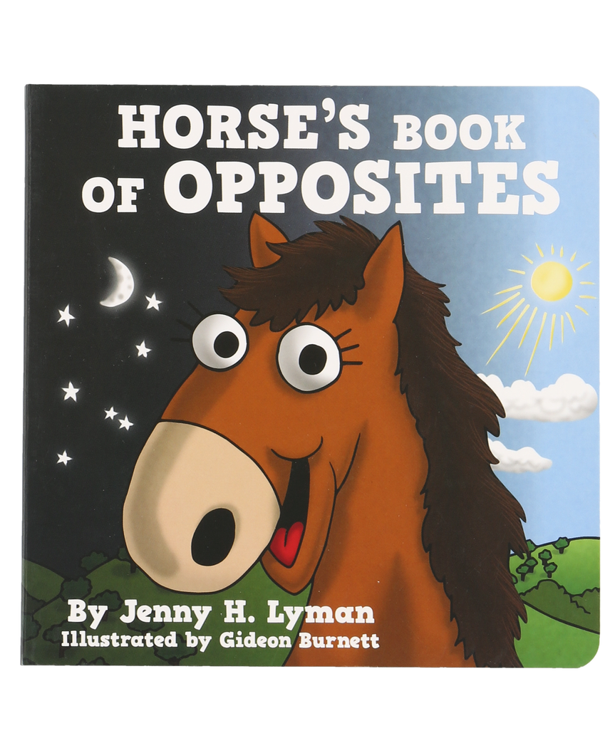 Horse's Book of Opposites