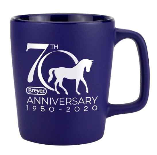 Breyer 70th Anniversary 11 oz Mug