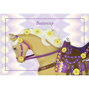 Trail of Painted Ponies - Buttercup