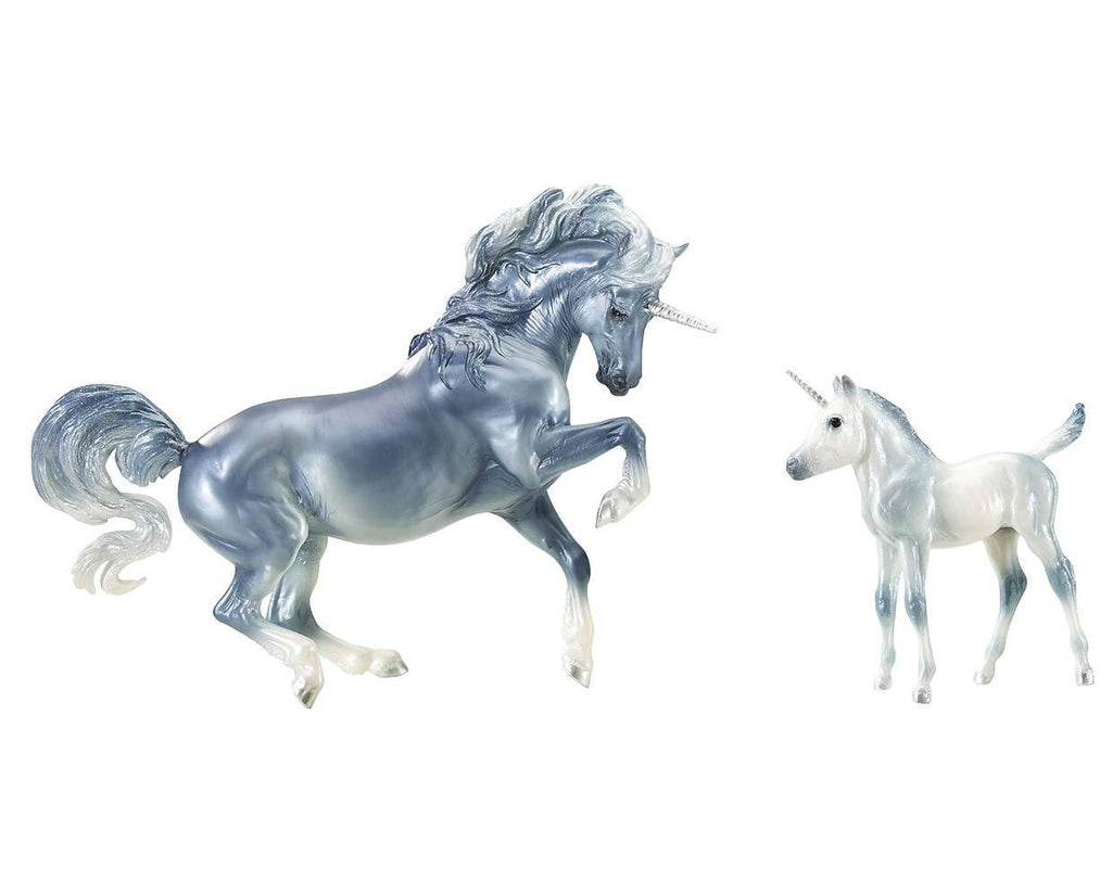 Breyer CASCADE & CASPIAN Model Horse set