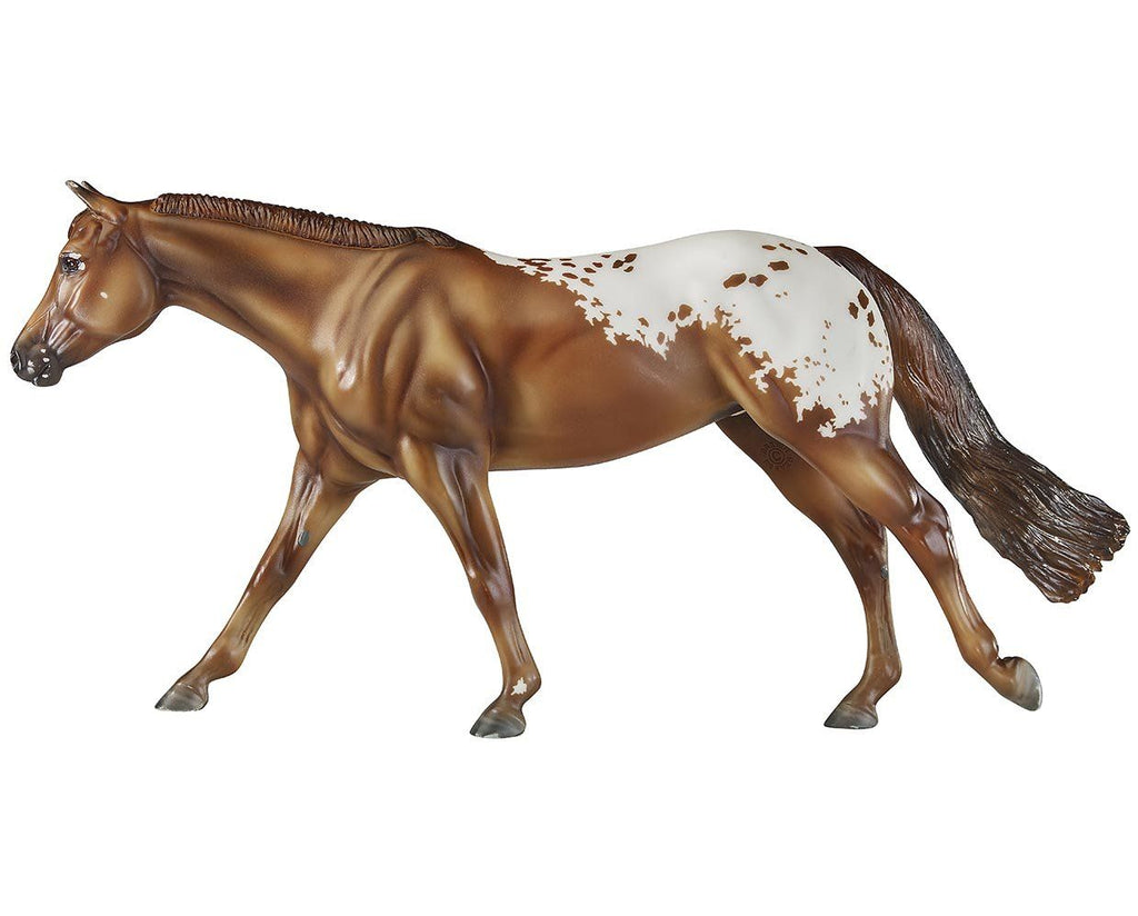 Breyer Chocolatey Model Horse