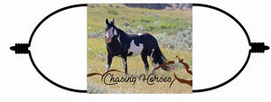 Chasing Horses Adult  Face Masks