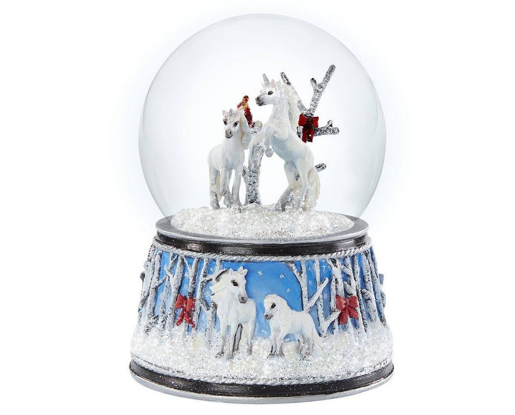 ENCHANTED FOREST | MUSICAL SNOW GLOBE