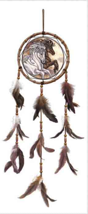 Faithful and True Sun Catcher-Dream Catcher