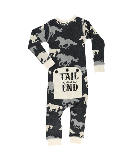 Tail End Infant Onesie Flapjacks