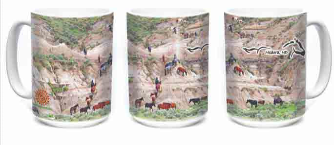 15 oz Coffee Mugs by The Mountain