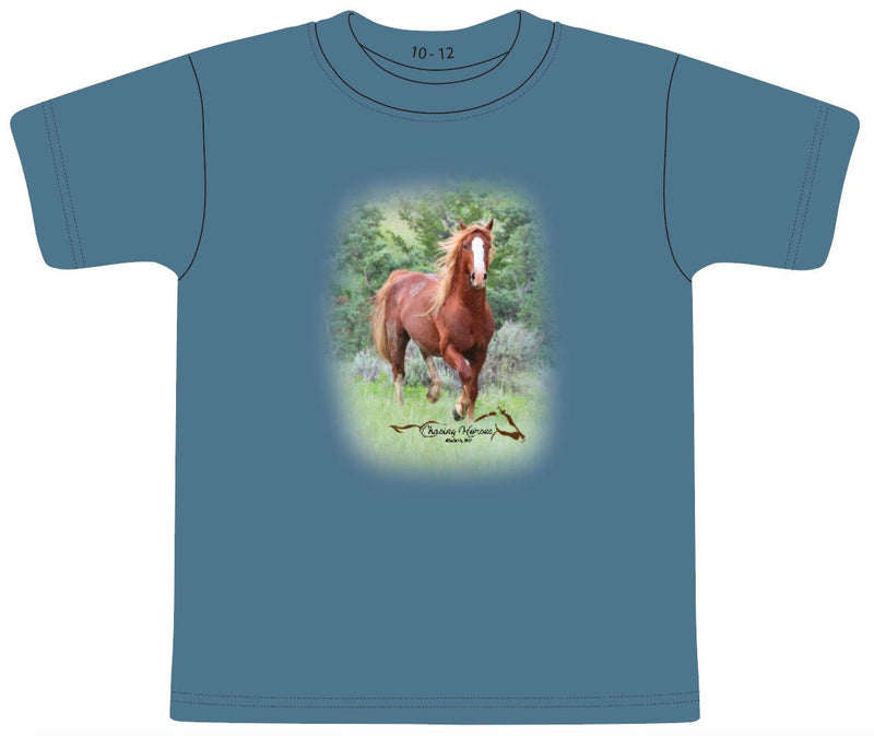 Stallion Flax Youth T-shirt