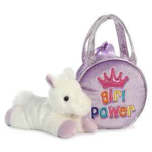 Fancy Pals - Girl Power Pet Carrier 7in