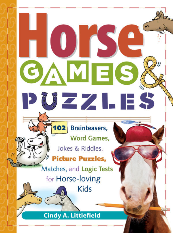 Horse Games & Puzzles for Kids