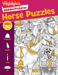Highlights Horse Puzzles