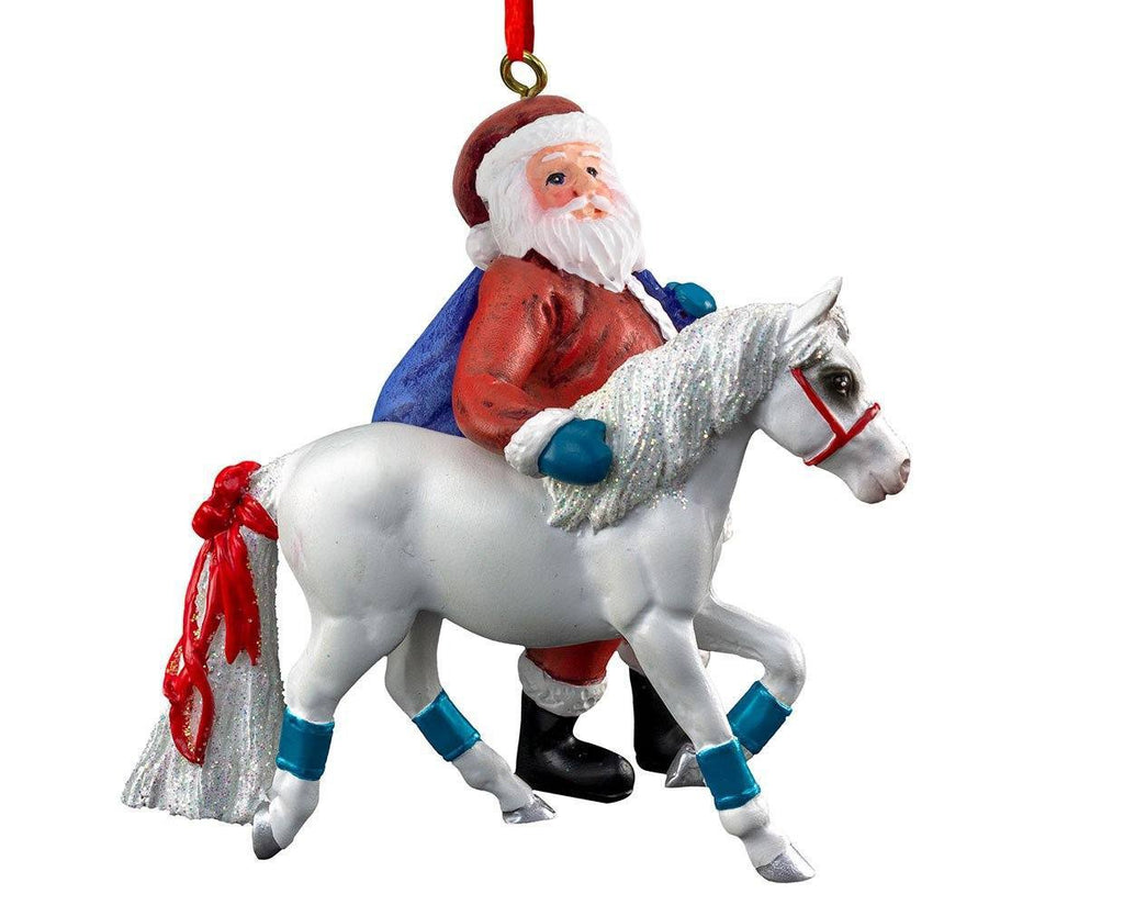 """PONY FOR CHRISTMAS"" ORNAMENT"